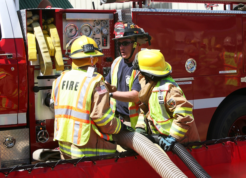 How Good is your Fire Department? A review of Rating Systems
